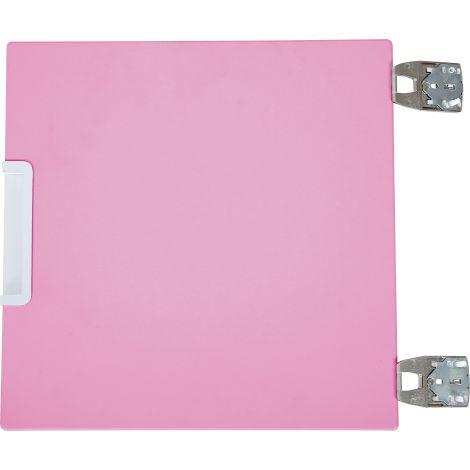 Usa mica pentru dulap Quadro - roz deschis