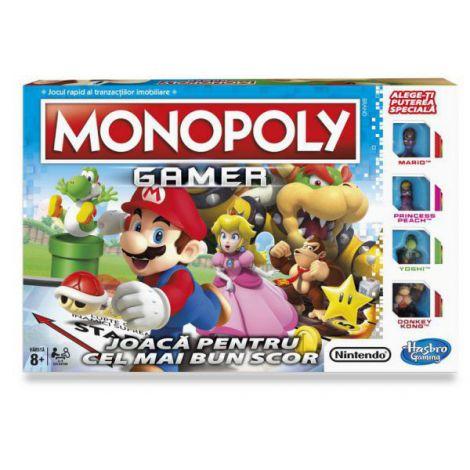 Joc Monopoly Gamer Limba Romana