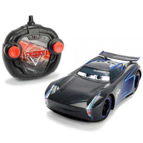 Masina Dickie Toys Cars 3 Turbo Racer Jackson Storm Cu Telecomanda imagine