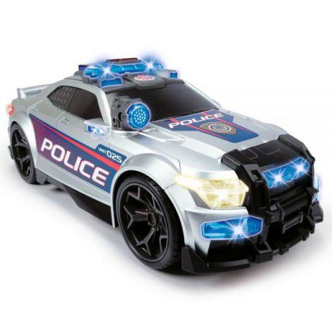 Masina De Politie Dickie Toys Street Force Cu Sunete Si Lumini imagine