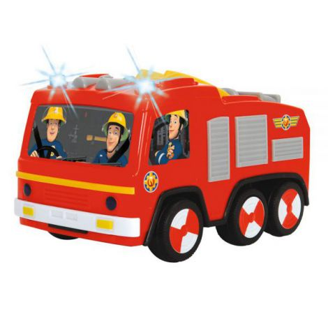 Masina De Pompieri Dickie Toys Fireman Sam Non Fall Jupiter imagine