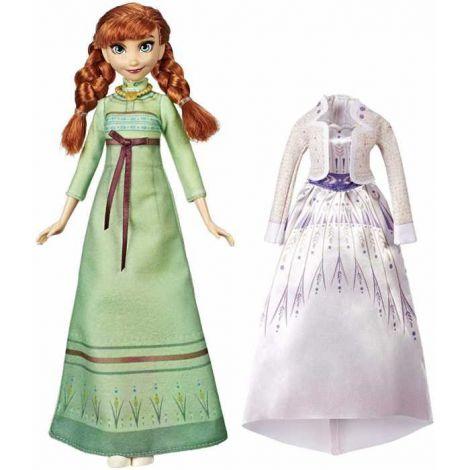 Hasbro disney frozen arendelle fashions anna fashion doll