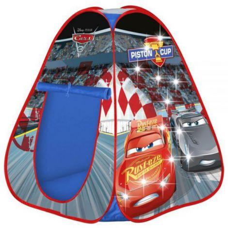 Cort De Joaca John Cars Cu Lumini 85x85x95 Cm imagine
