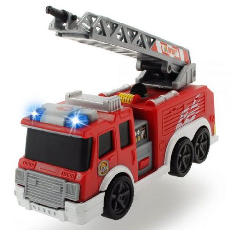 Masina De Pompieri Dickie Toys Mini Action Series Fire Truck imagine