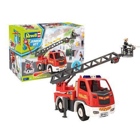 Revell fire truck ladder unit