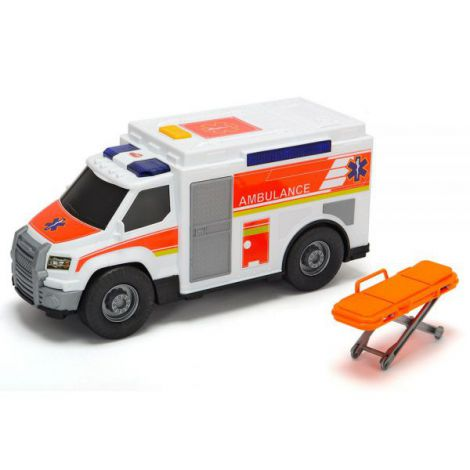 Masina Ambulanta Dickie Toys Medical Responder Cu Accesorii imagine