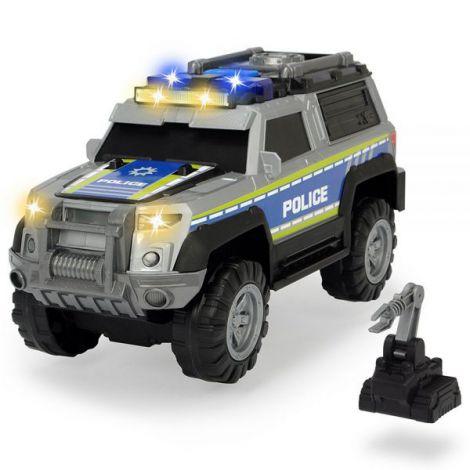 Masina De Politie Dickie Toys Police Suv Cu Accesorii imagine