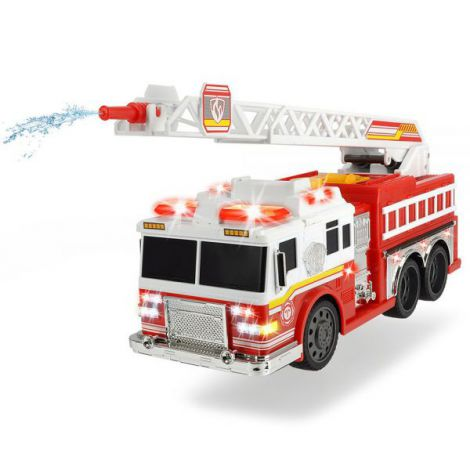 Masina De Pompieri Dickie Toys Fire Commander Truck imagine