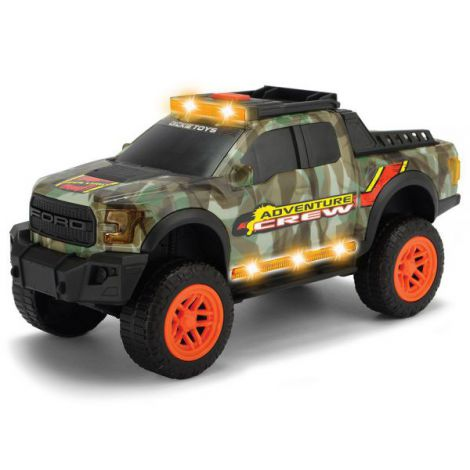 Masina Dickie Toys Ford F150 Raptor imagine