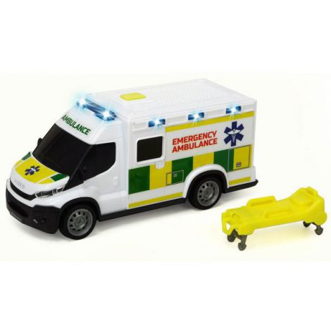 Masina Ambulanta Dickie Toys Iveco Daily Ambulance imagine