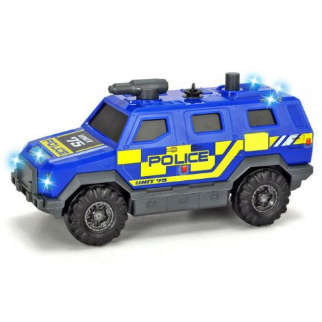 Masina De Politie Dickie Toys Special Forces imagine