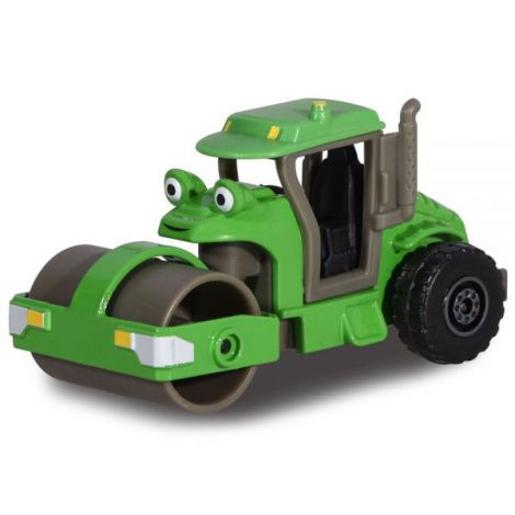 Masina cilindru compactor Dickie Toys Bob Constructorul Roley