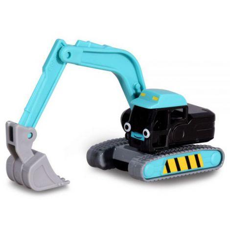 Excavator Dickie Toys Bob Constructorul Stretch imagine