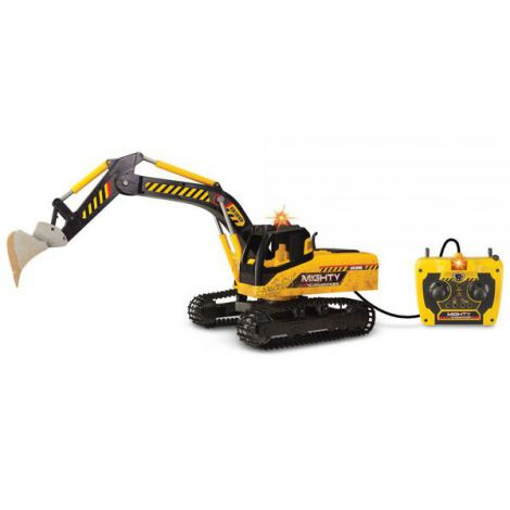 Excavator Dickye Toys Mighty Cu Telecomanda imagine