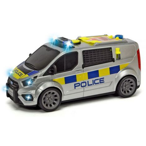 Masina de politie Dickie Toys Ford Transit