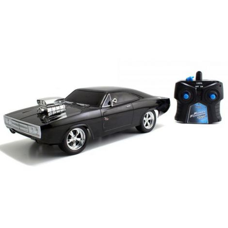 Masina Jada Toys Fast And Furious Dodge Charger 1970 Cu Telecomanda imagine