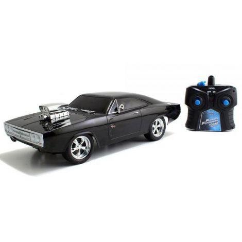 Masina Jada Toys Fast and Furious Dodge Charger 1970 cu telecomanda