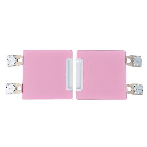 Set 2 usi roz deschis pentru vestiar Quadro