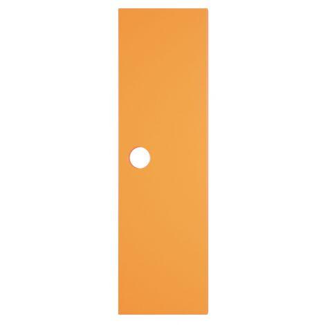 Usa cu orificiu rotund pentru Vestiar Mariposa – Portocaliu