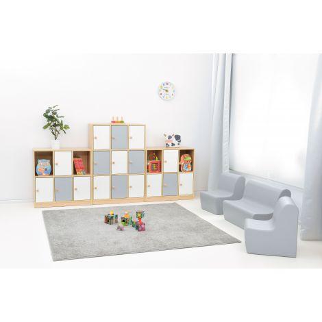 Set mobilier gradinita Colorful 23