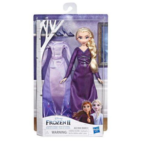 Papusa Frozen2 Arendelle Elsa Cu Rochita De Schimb imagine
