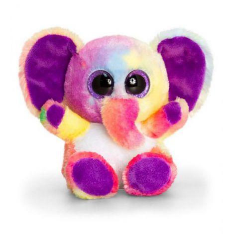 Plus 15cm Animotsu Elefant Curcubeu