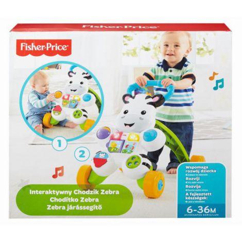 Antepremergator Zebra Fisher Price