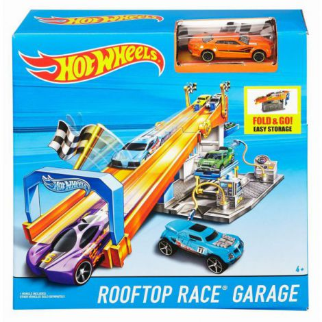 Pista De Lansare Hot Wheels