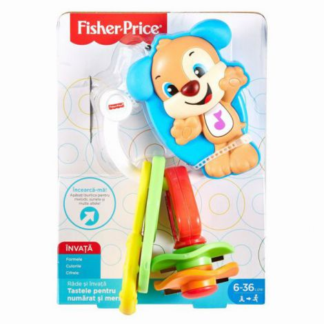 Chei Bebe Cu Sunete Limba Romana Fisher Price