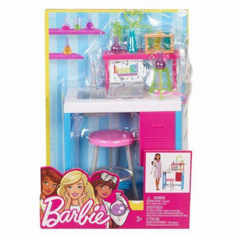 Set De Joaca Barbie Mobilier Laboratorul De Chimie