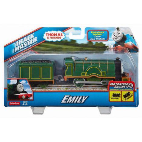 Thomas Trackmaster Locomotiva Emily Cu Vagon
