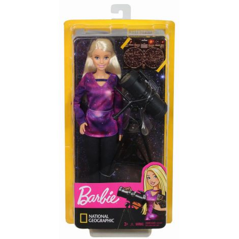 Barbie Cariere Astrolog Cu Telescop
