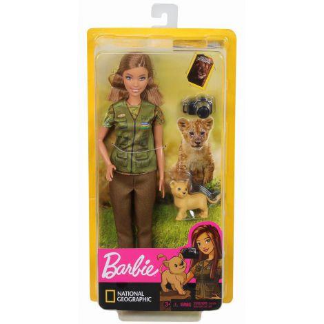 Barbie Cariere Aventura In Savana