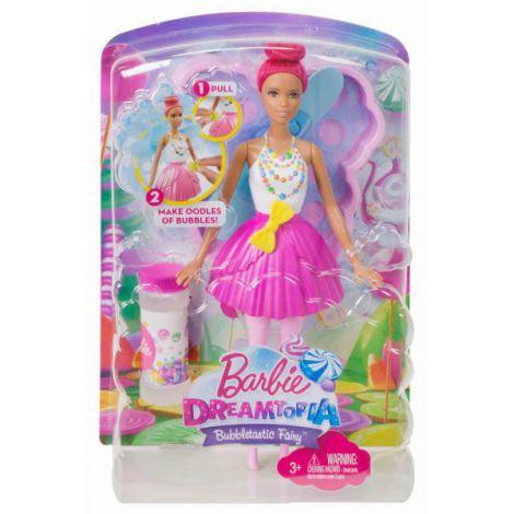 Papusa Barbie Zana Cu Balonase De Sapun
