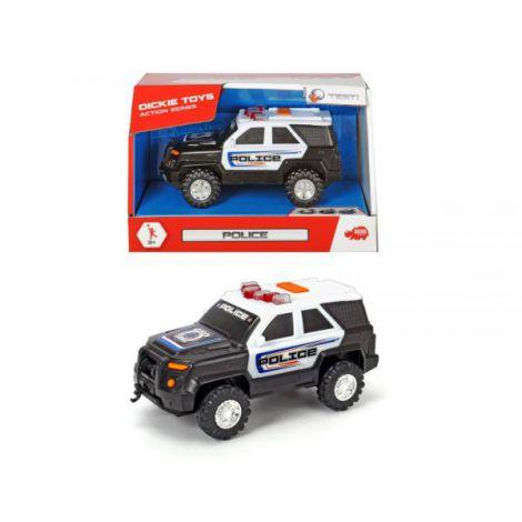 Masina De Politie Cu Functiuni