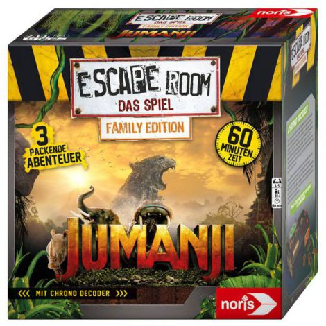 Jocul Escape Room Jumanji Limba Romana
