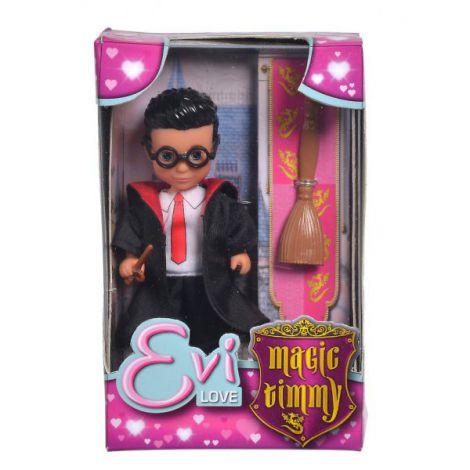 Papusica Timmy In Costum De Magician