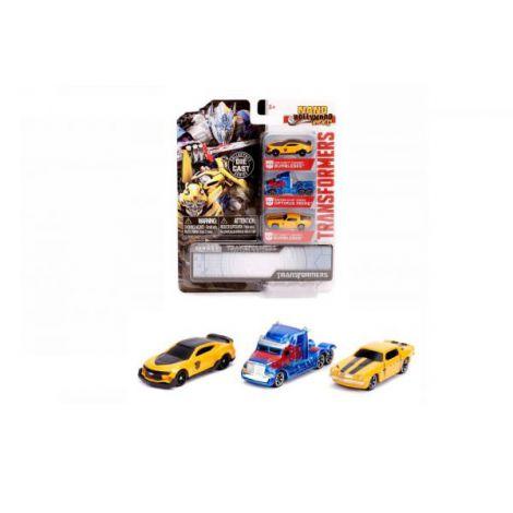 Transformers Set 3 Machete Metalice imagine