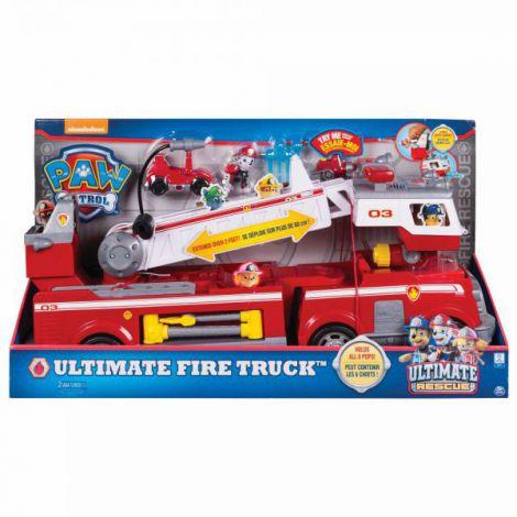 Patrula Catelusilor Fantastica Masina A Pompierului Marshall