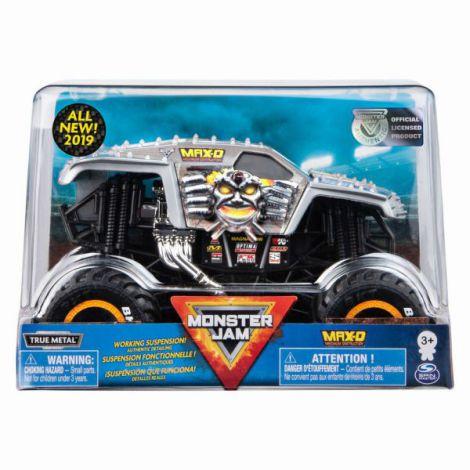 Monster Jam Machete Metalice Scara 1 La 24 Max D