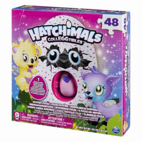 Ou Hatchimals Cu Puzzle 46 Piese