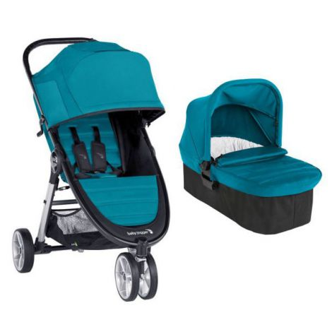 Carucior City Mini 2 Capri sistem 2 in 1
