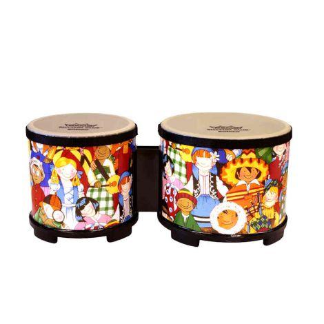 Tobe Copii Rhythm Club Bongo Remo