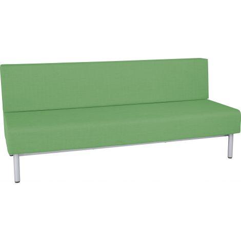 Canapea 3 locuri Inflamea 2 verde