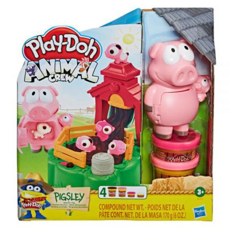 Playdoh Set De Joaca Purcelusul Vesel