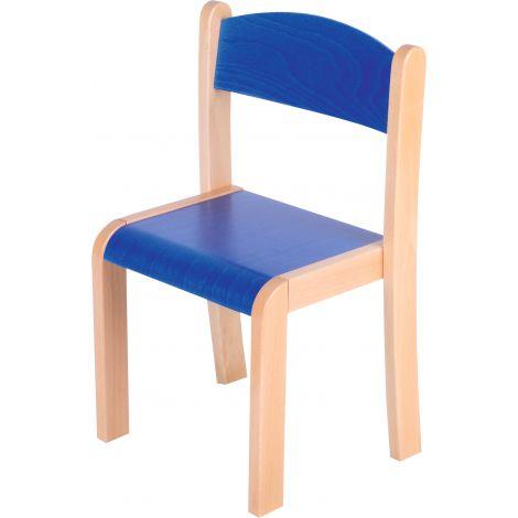 Scaun albastru marime 2