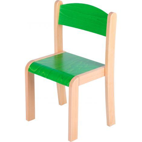 Scaun verde marime 4