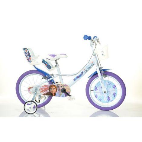 Bicicleta frozen 16 - dino bikes-164fz3