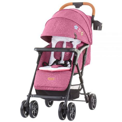 Carucior sport Chipolino April orchid linen