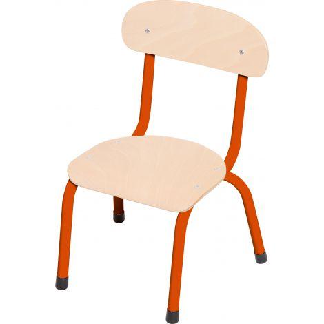 Scaun Gradinita Bambino - portocaliu marimea 0